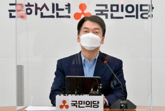 안철수, 박형준, 보궐 선거 압도적 주도… 2 위, 더블 카