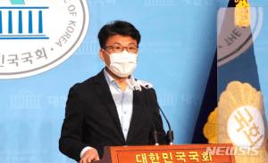 """박영선 비상 성명 … """"오세훈이 사임하지 않으면 회사가된다"""""""