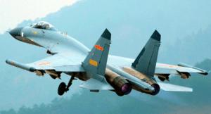 중국 전투기, 대만 방공 식별 구역 침공 및 무력 항의