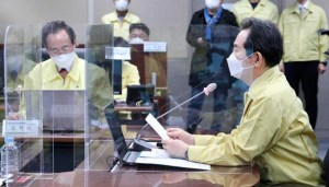 """丁 국무 총리 """"전국 보건소 누구나 무료 코로나 진단 검사"""""""