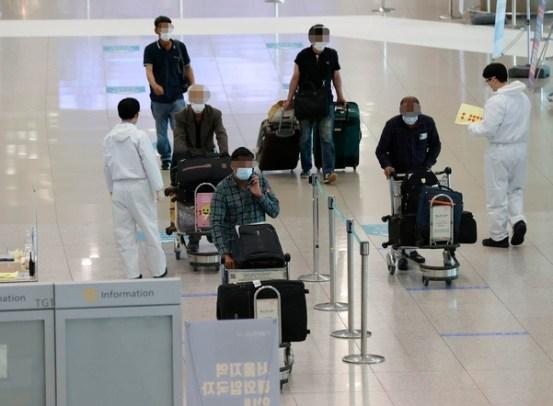 인도에서 발생한 '이중 돌연변이'확진 사례 9 건이 한국에서도 발생