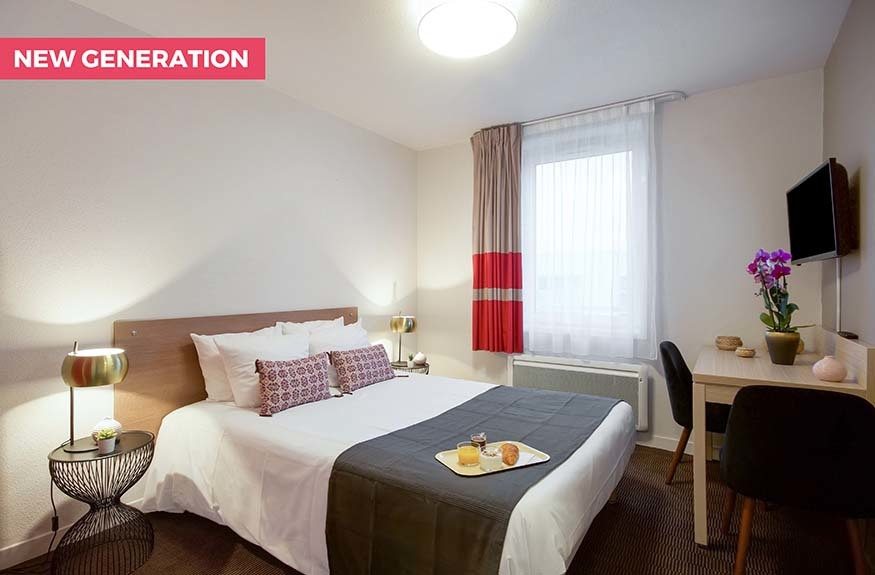 Appart City Confort Lille Euralille Cityzenbooking