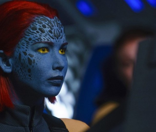 Jennifer Lawrence Stars As Raven Mystique In Dark Phoenix Doane Gregory