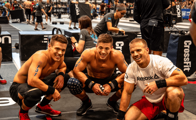 Scott And Saxon Panchik Of Mentor Headed To 2018 Crossfit