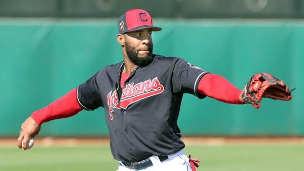 Yandy Diaz will be one of the players the Indians add to the 25-man roster before Friday night's game against Texas.