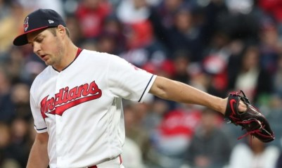 Cleveland Indians pitcher Trevor Bauer is still angry, but his injured leg is making progress - cleveland.com