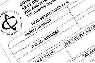It's property tax deadline day in Cuyahoga County; later