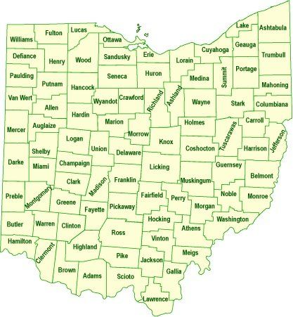 The most interesting fact about each of Ohio39s 88 counties