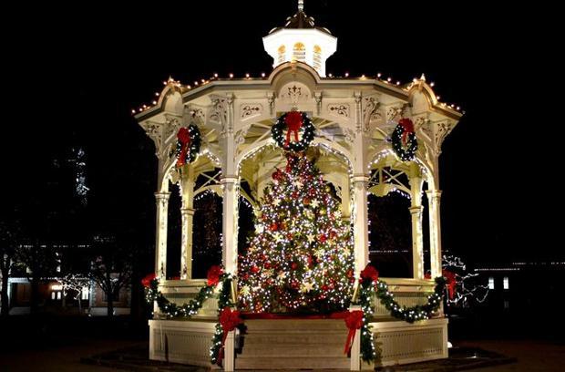 Christmas Lights Ohio