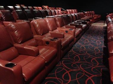 Brooklyns Ridge Park Square theater now offers plush