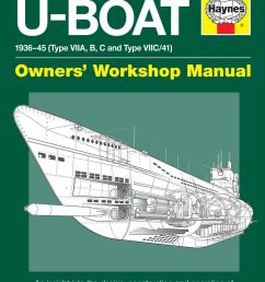 detalles acerca de german u boat haynes owners workshop manual submarine book [ 1251 x 1600 Pixel ]