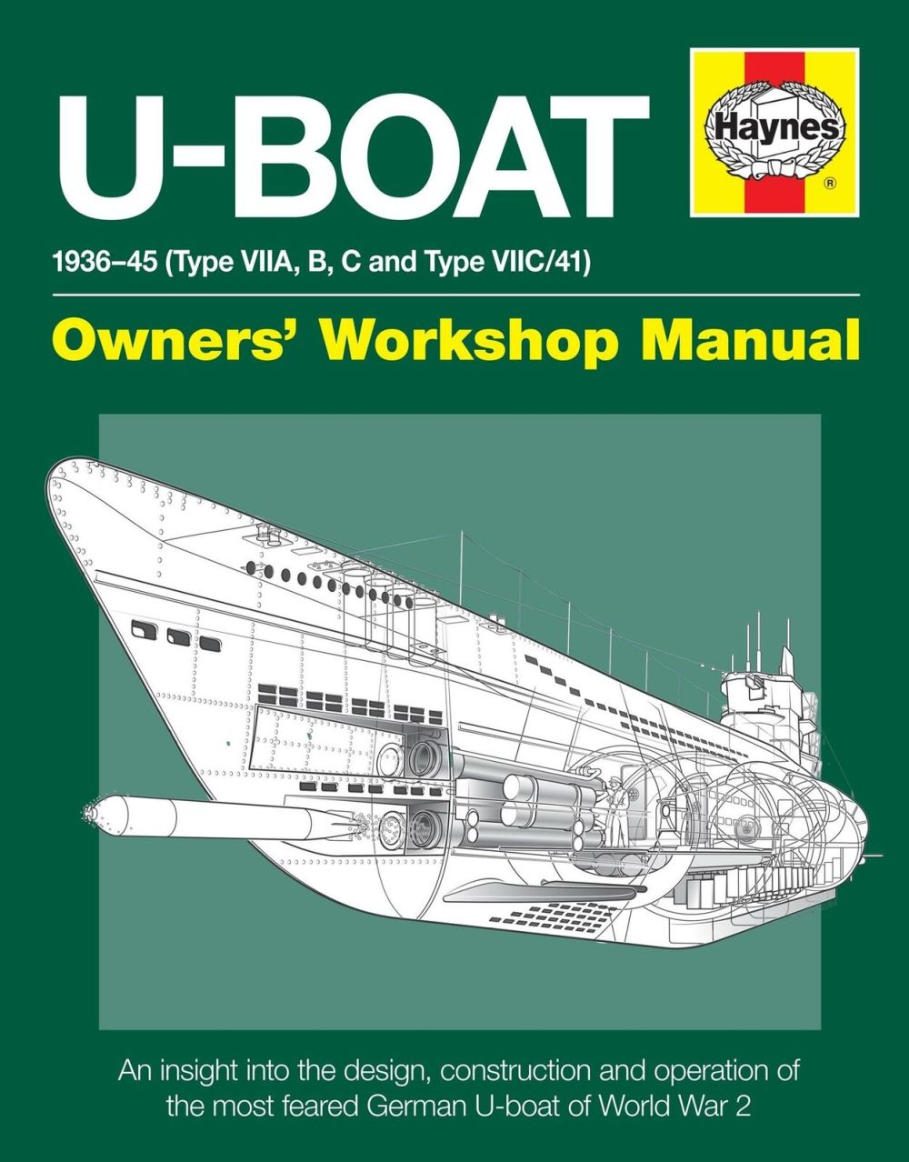 medium resolution of detalles acerca de german u boat haynes owners workshop manual submarine book