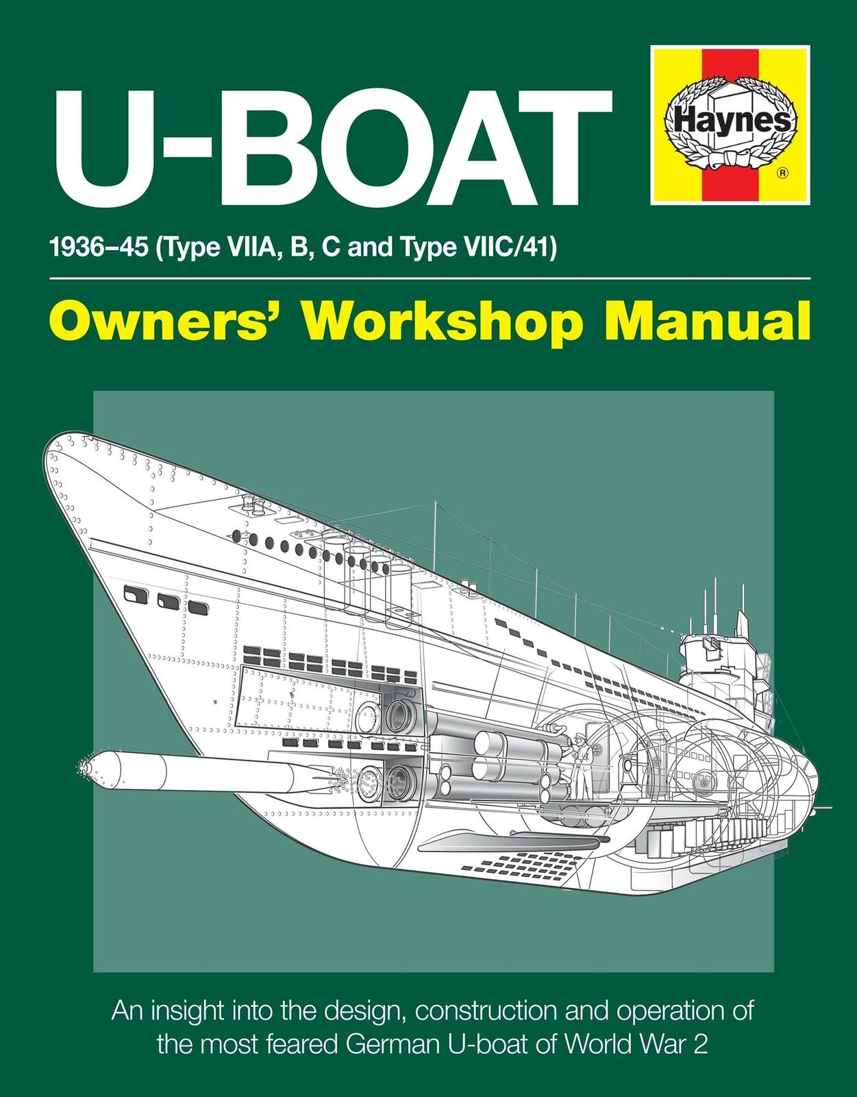 hight resolution of detalles acerca de german u boat haynes owners workshop manual submarine book
