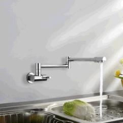 Slate Kitchen Faucet Rugs 入墙式单冷菜盆龙头360度旋转单把万向折叠式厨房水龙头 价格 厂家 入墙式单冷菜盆龙头360度旋转单把万向折叠