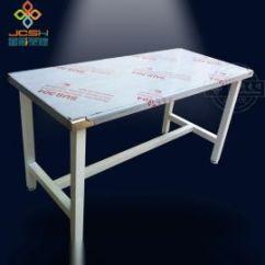 Kitchen Workbench Pictures Of Furniture 产地货源不锈钢工作台车间简易工作台厨房工作桌揉面桌定做 价格 厂家