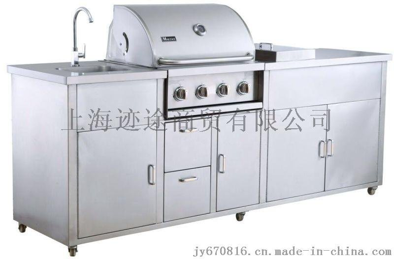grill for outdoor kitchen lighting fixtures low ceilings miecns 美诺仕a314s 23c大型户外烧烤炉大型别墅烧烤台烤炉厨房组合柜图片 23c大型户外烧烤炉大型别墅烧烤台