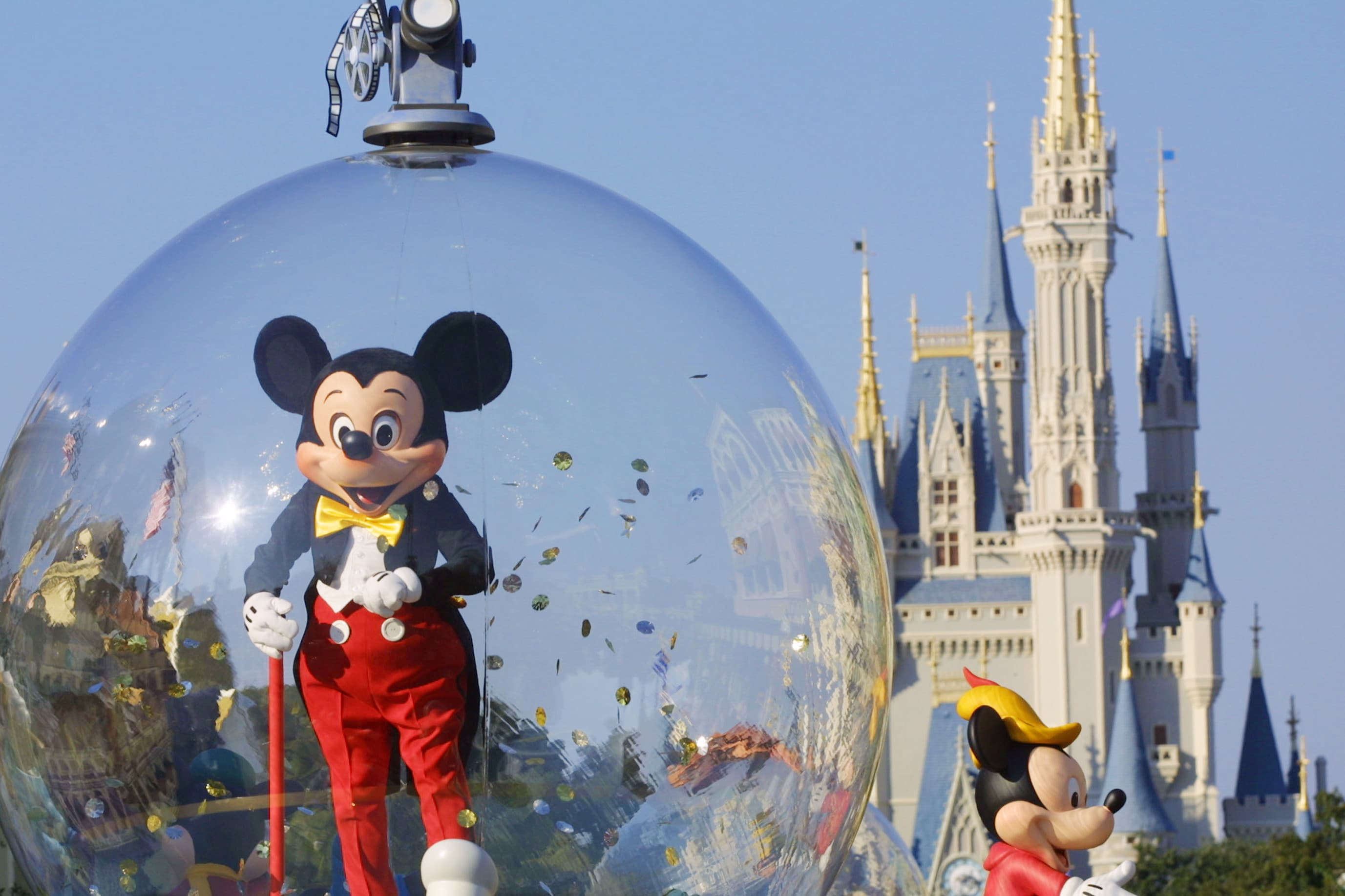 Walt Disney World closes for just fourth time ever as Hurricane ...