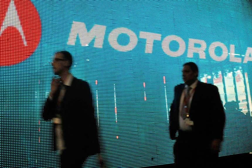 Premium: Motorola signage