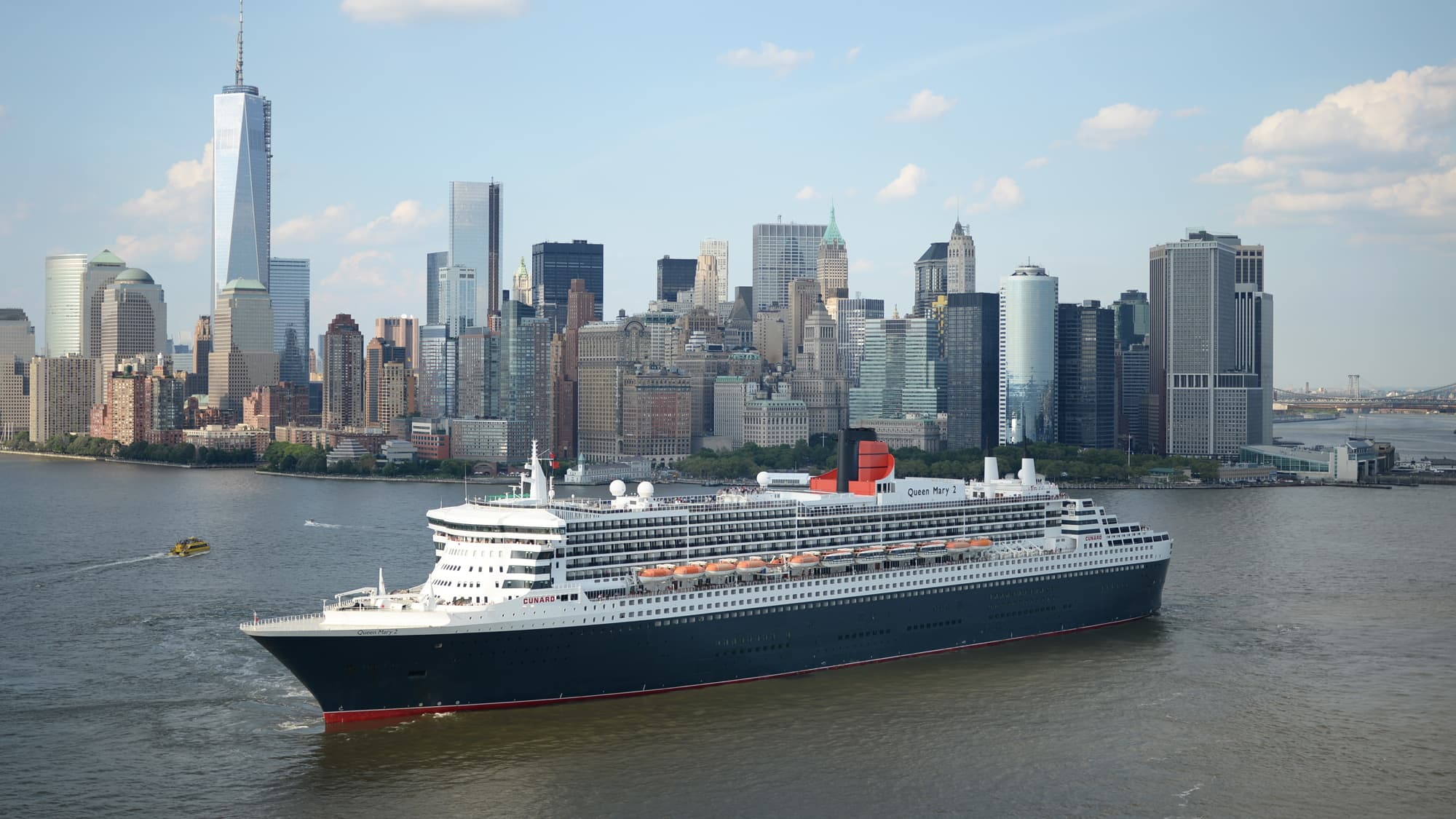 Queen Mary 2 Fastest Ocean Liner Turns 10
