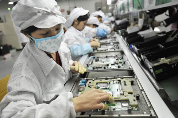 China's spending on research and development hits a record $378 billion