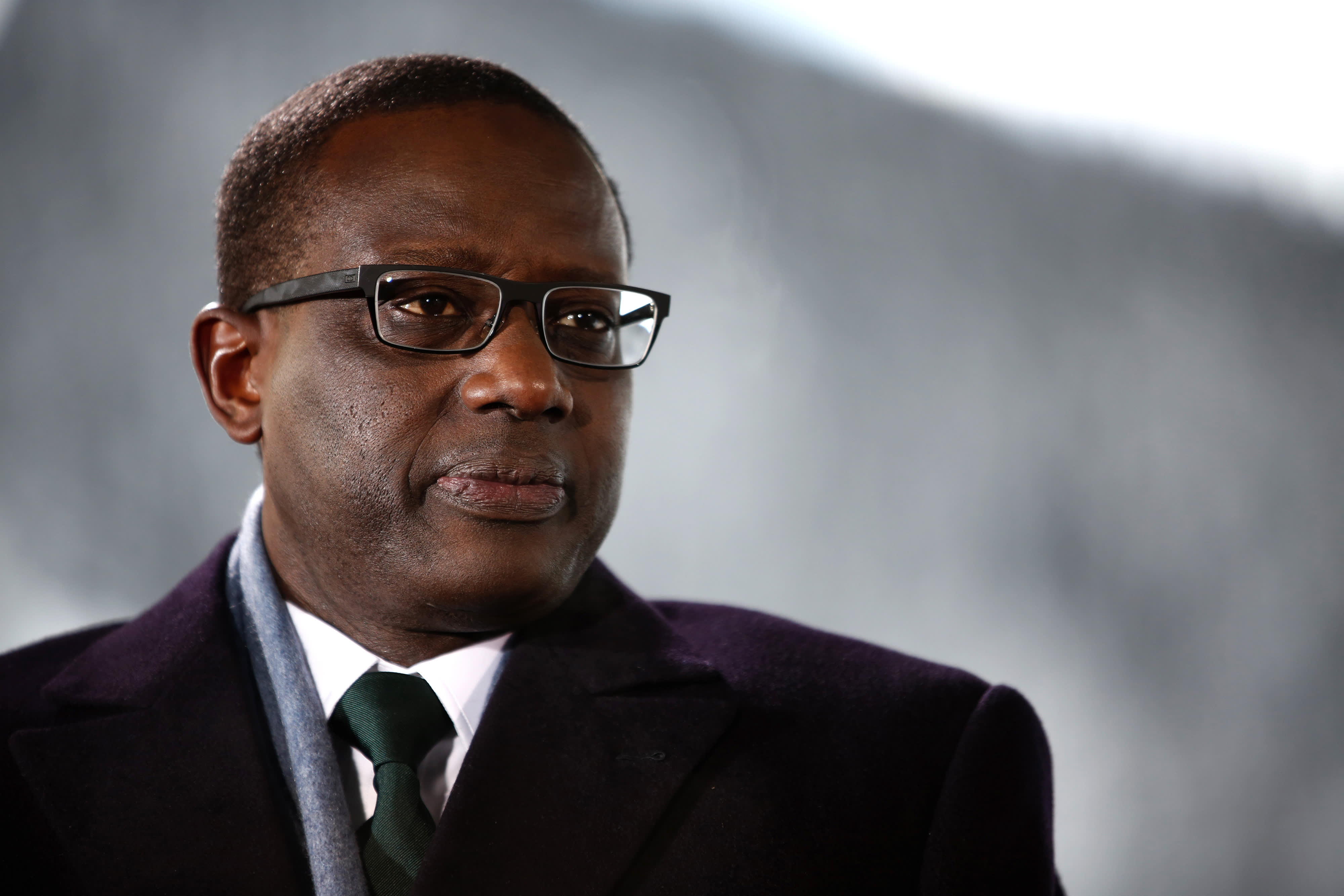 Credit Suisse Appoints Tidjane Thiam As New Ceo