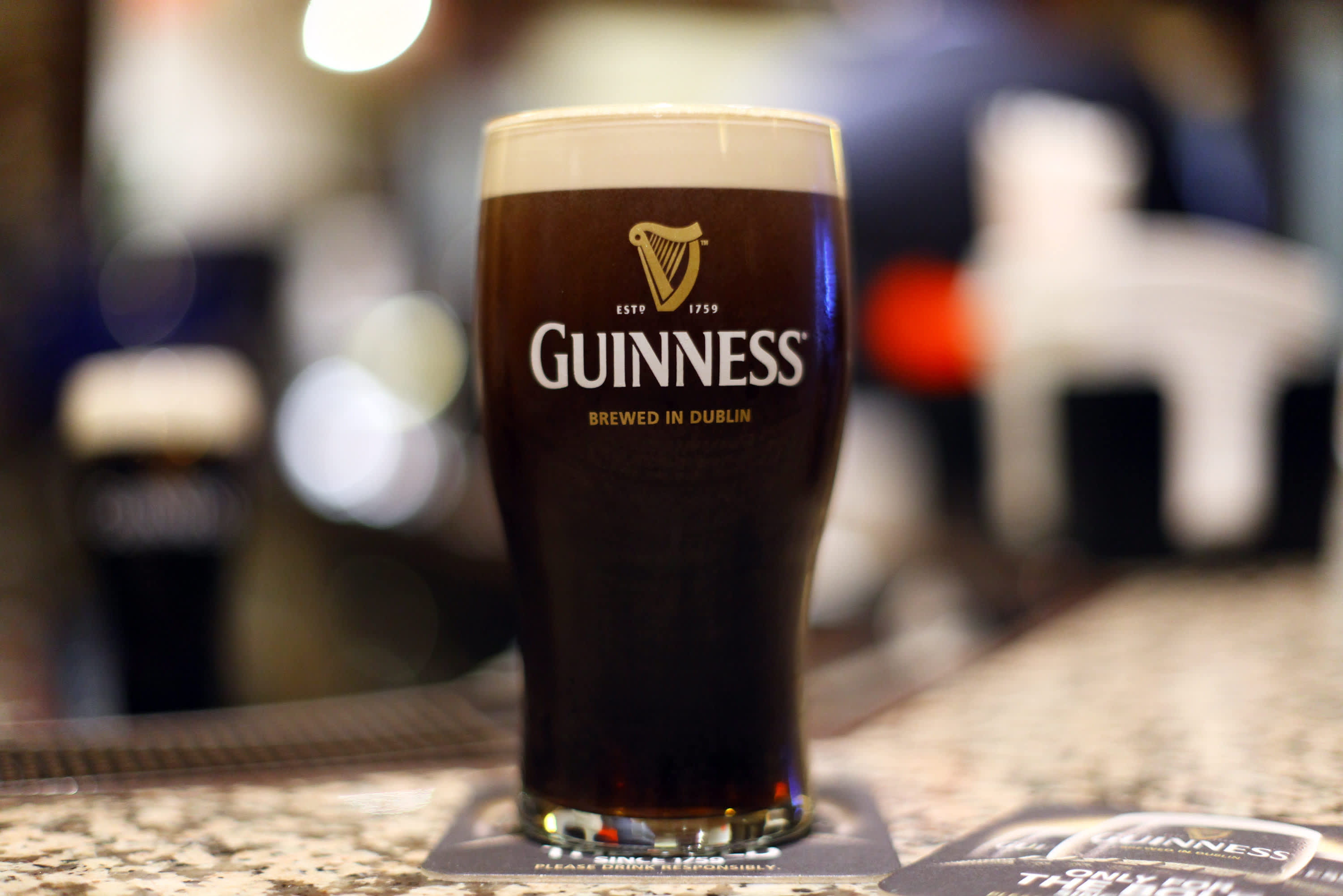 Guinness goes alcohol-free in Indonesia