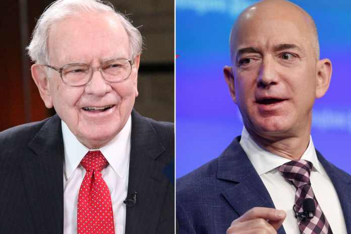 Bezos, Buffett, Bloomberg, Musk, Icahn and Soros pay tiny fraction of wealth in income taxes, report reveals