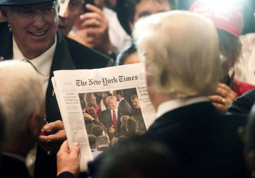 New York Times' 10,000-Word Trump Tax 'Exposé' Reveals NO Russian Links and NO Illegality…