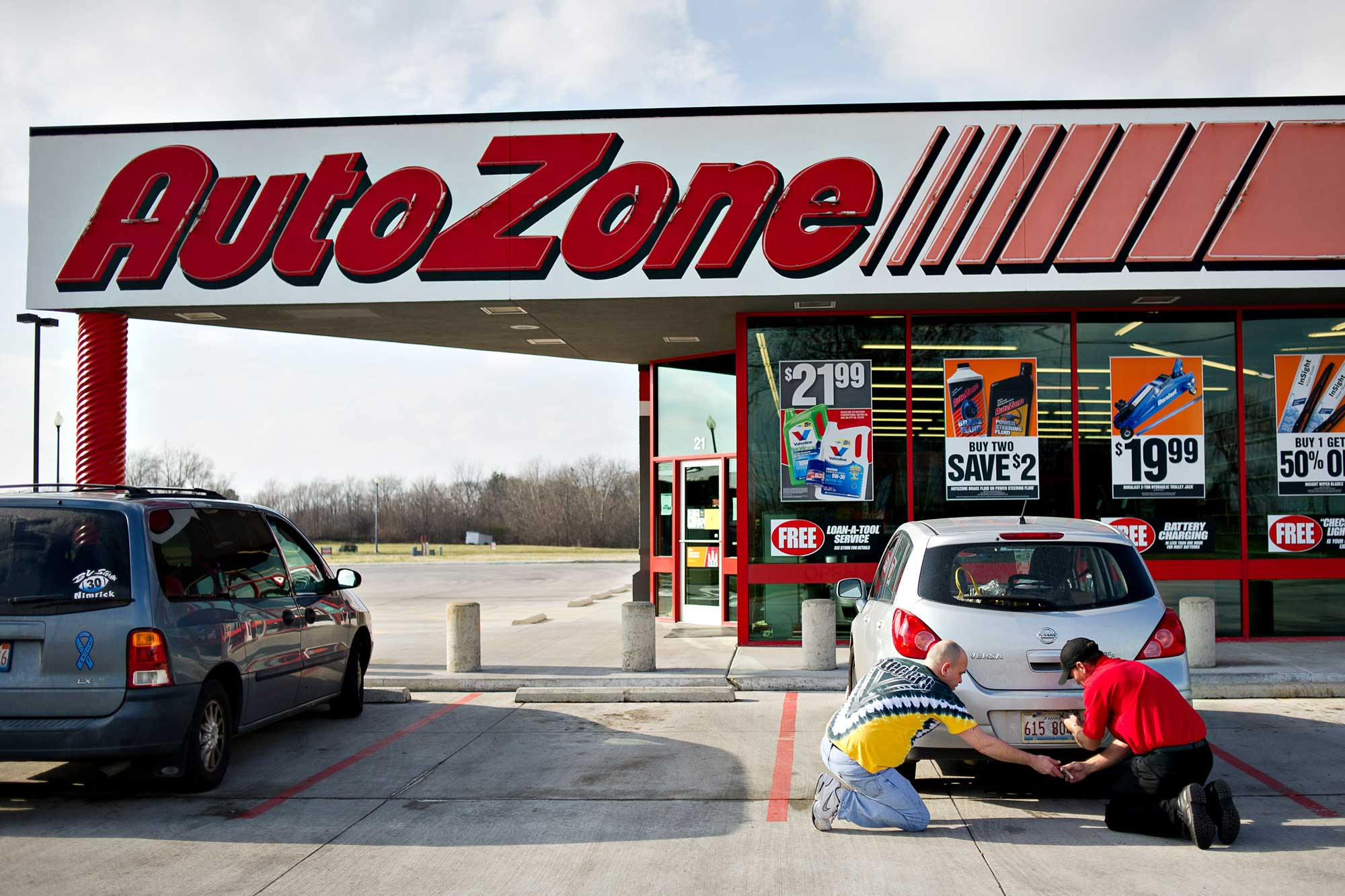 Autozone Car Lights