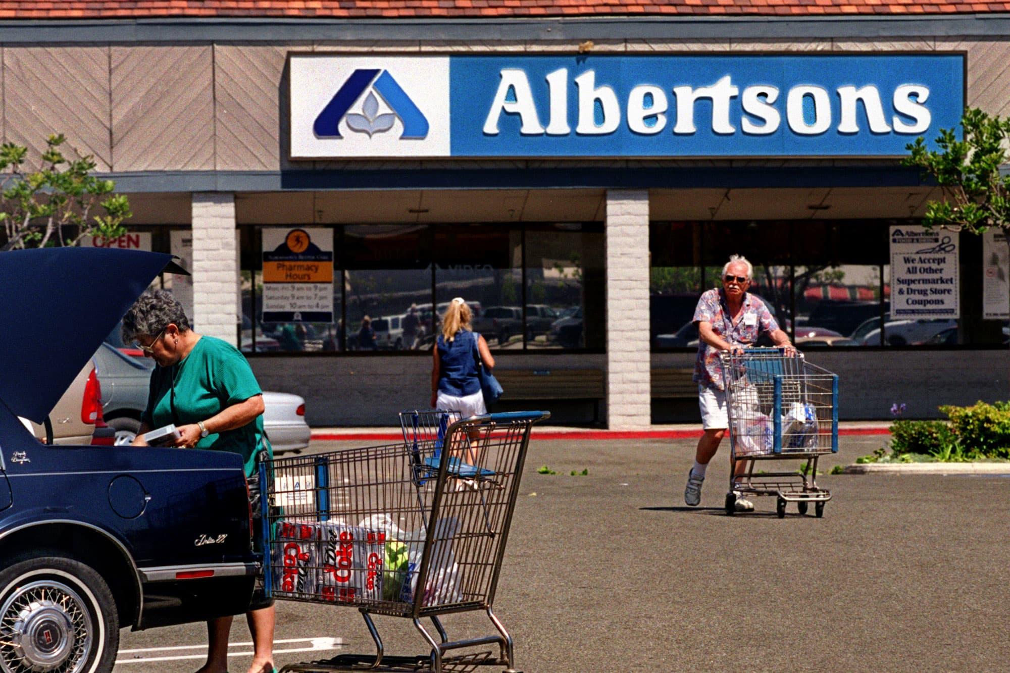 Albertsons History