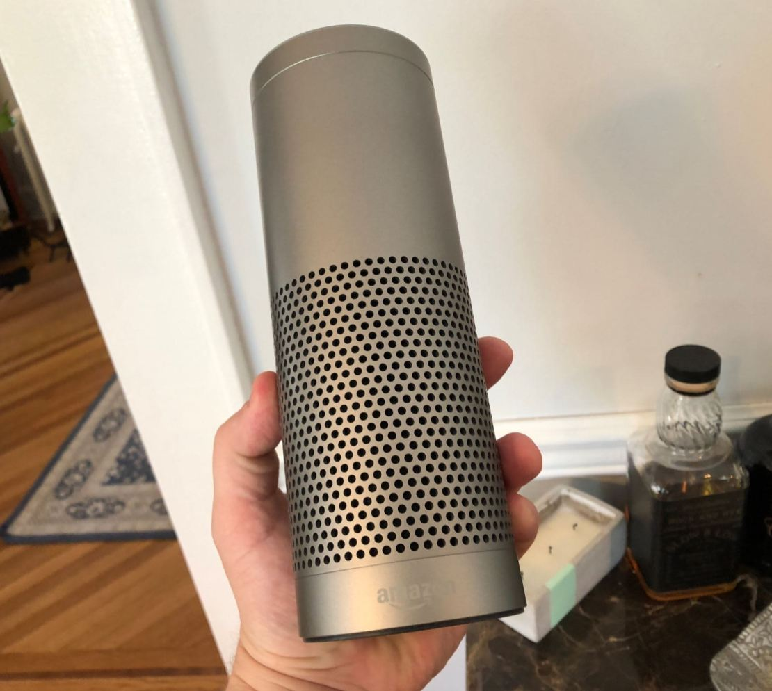 CNBC Tech: Amazon Echo Plus 6