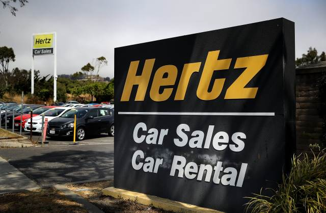 Hertz says it expects stockholders to lose all their money in filing for selling more stock 1