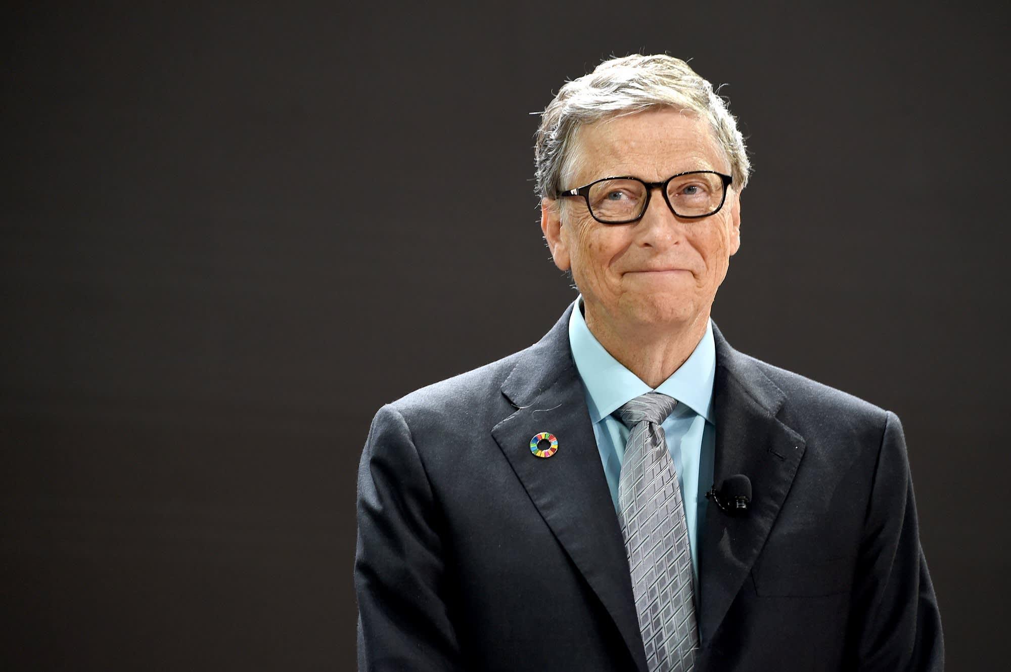 How Bill Gates Brain Works Netflix Documentary