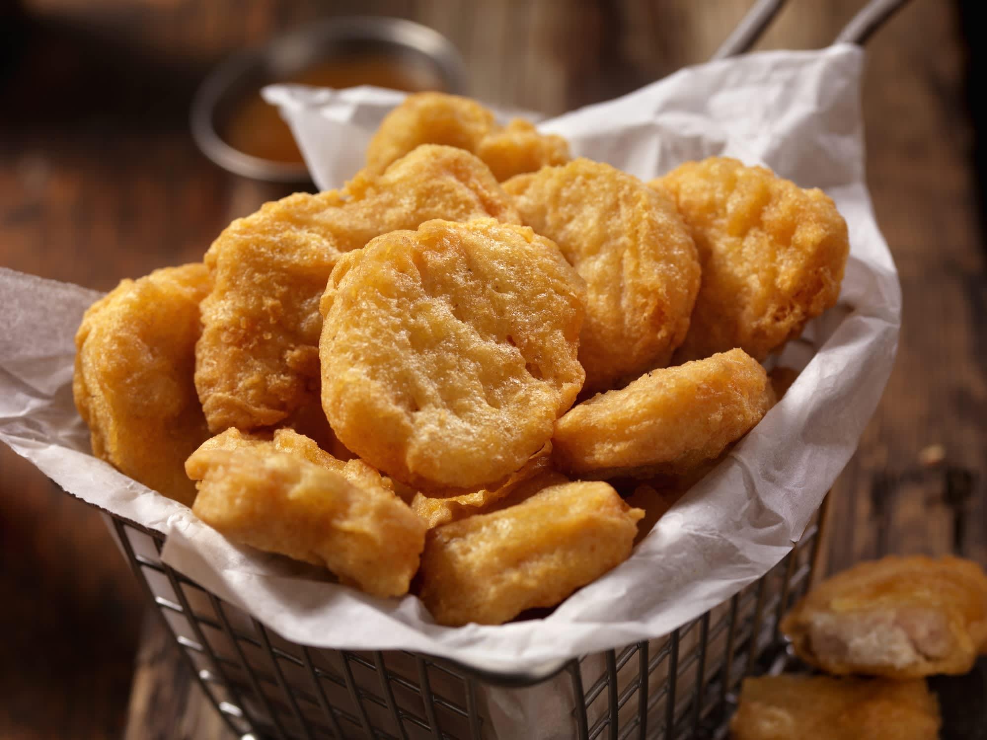chicken nugget demand is