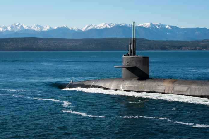 Quiet, deadly and expensive: The Navy's costly plan to upgrade aging submarines