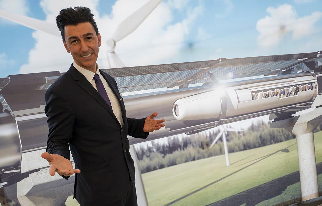 battle of the hyperloops
