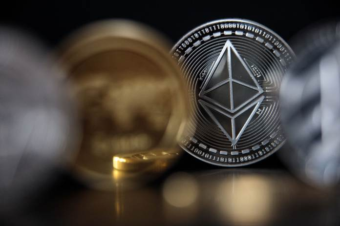Digital currency ether hits a record high, stealing bitcoin's limelight   Latest News Live   Find the all top headlines, breaking news for free online April 29, 2021