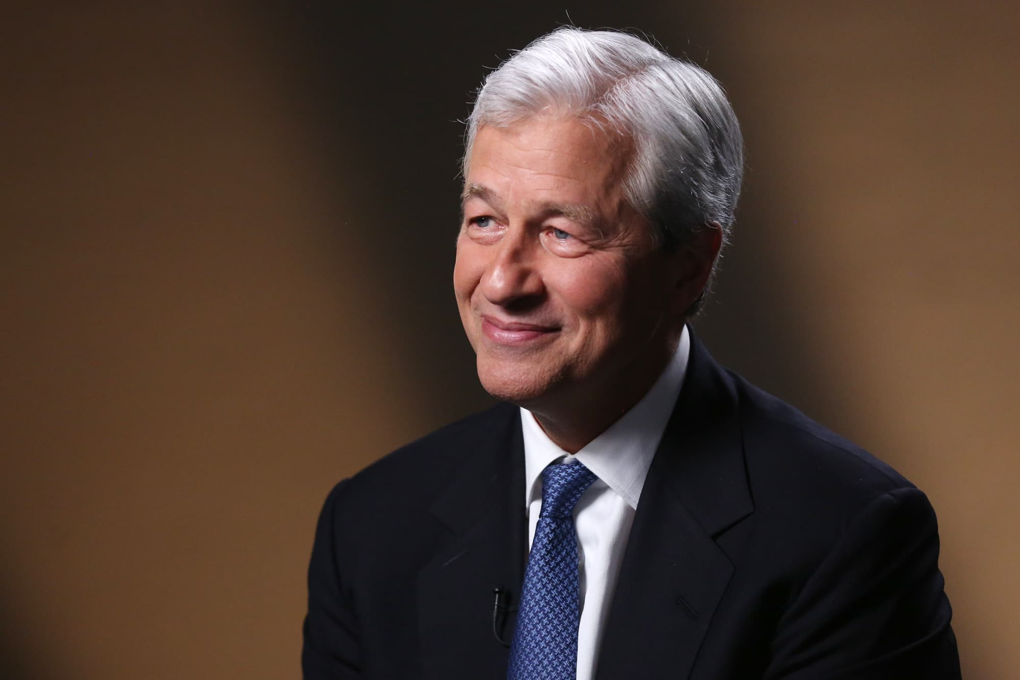 Jamie Dimon Chairman And Ceo Of Jp Morgan Chase