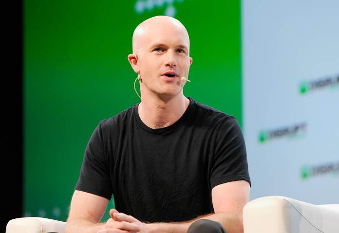 Coinbase CEO Brian Armstrong owns close to  billion of company stock ahead of market debut