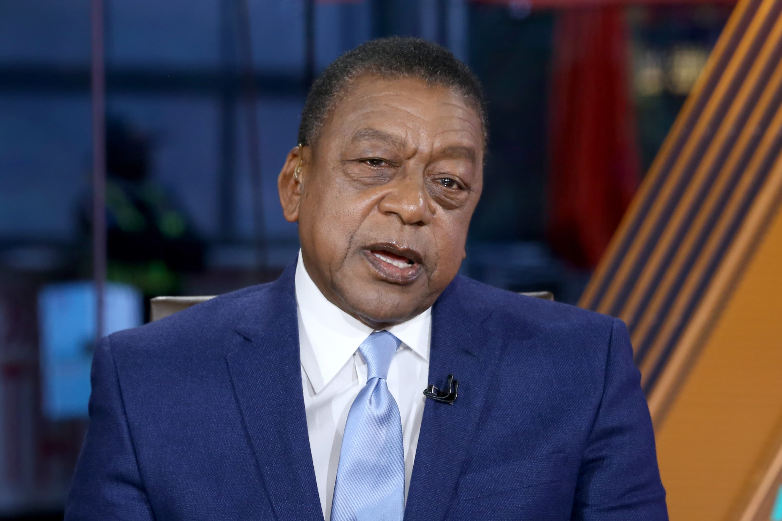 Robert Johnson calls on firms to put voting rights energy into capital access for Black Americans