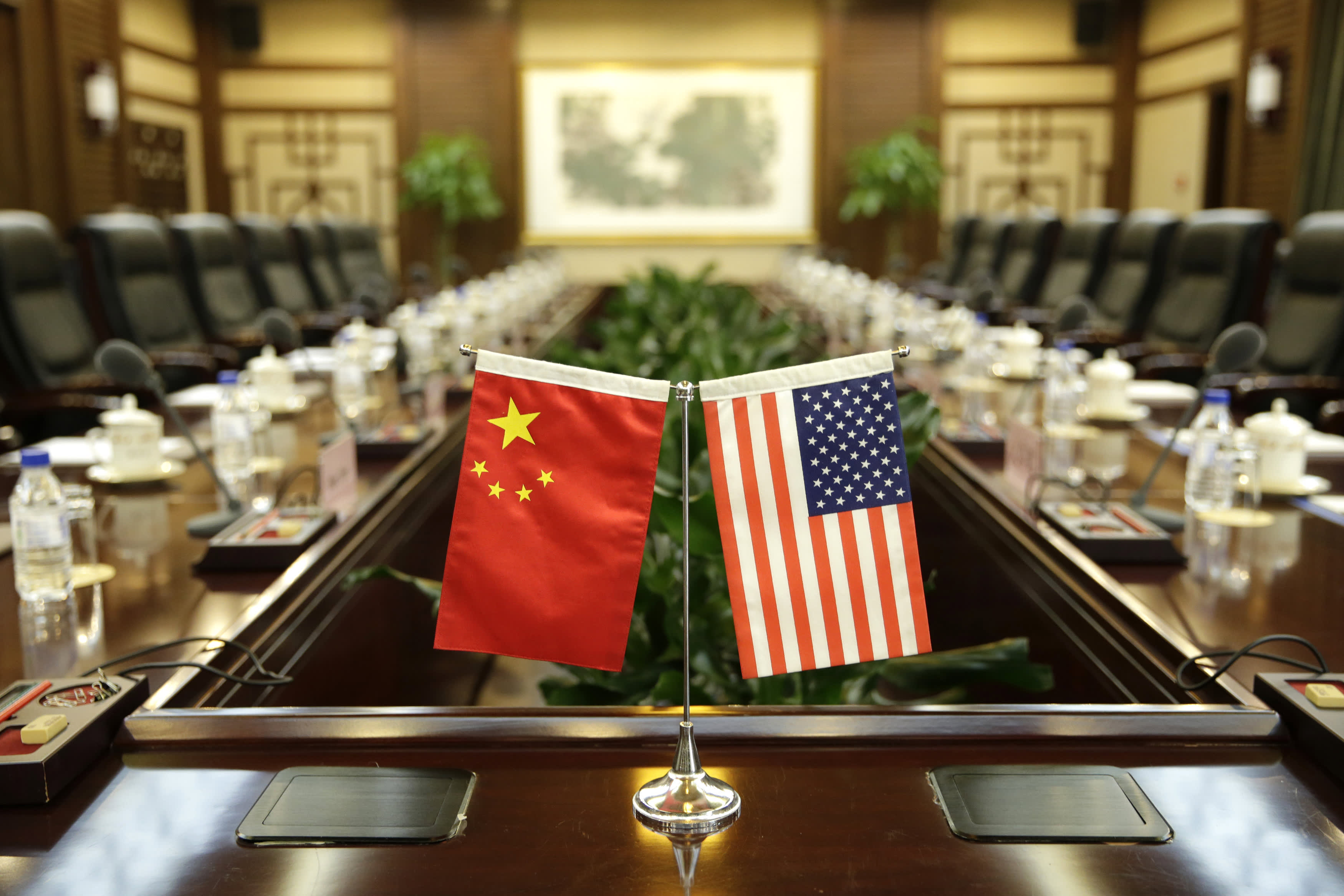 Beijing doesn't want the U.S. to form an 'anti-China coalition' in the post-Trump era, consultancy says