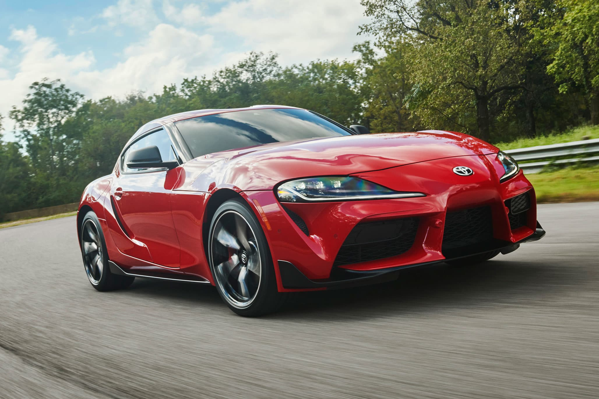 toyota brings back the