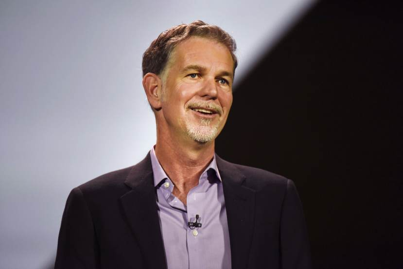Netflix CEO Hastings donating $120 million to historically Black institutions 1