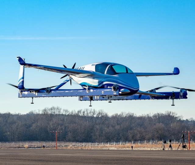 Boeings First Test Flight Of Air Taxi A Success As It Works On Making Uber Air A Reality
