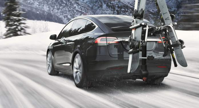 aaa confirms what tesla, bmw, nissan ev owners suspected of cold weather