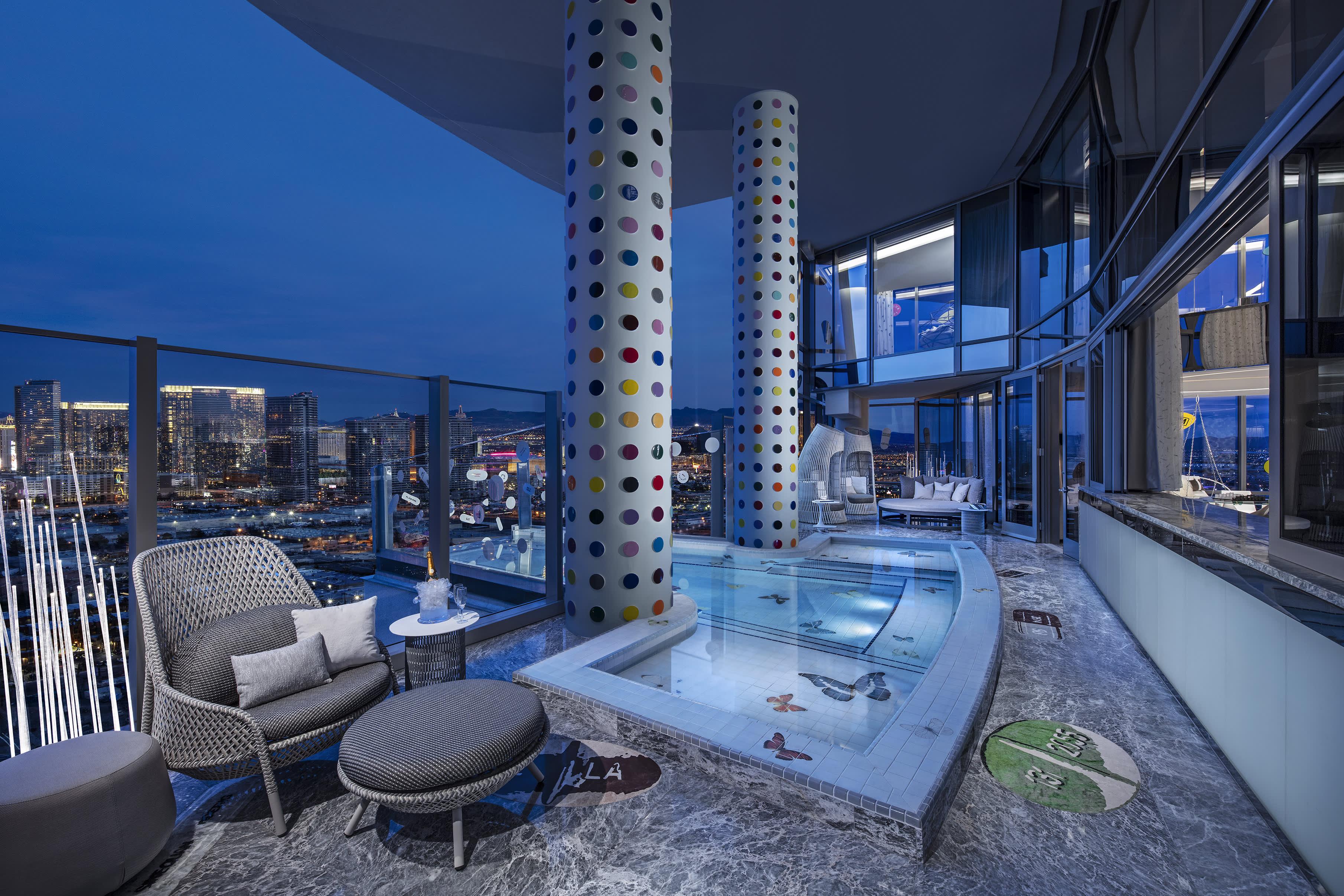 Palms Casino Resort Of World'