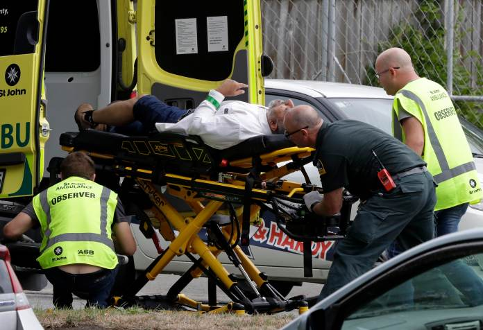 Shooting At Mosque In Christchurch New Zealand