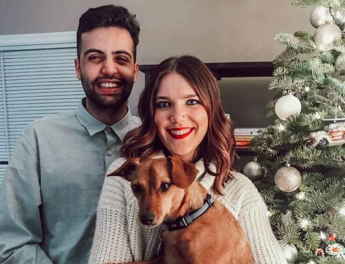 ONE TIME H/O: Tatiana Skomski lives with her boyfriend and their dog in Portland Oregon.