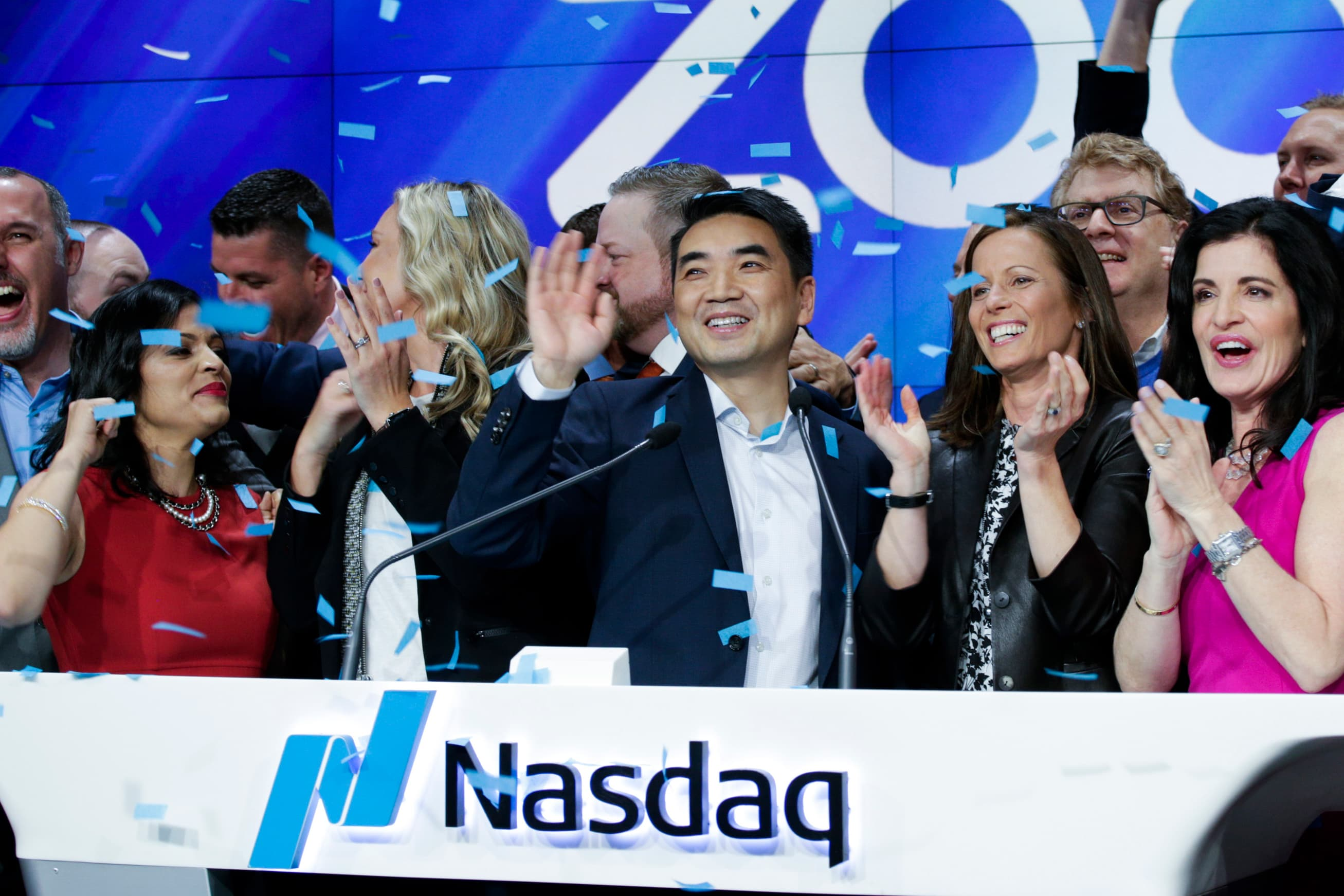 Zoom Prices Ipo At 36 Per Share