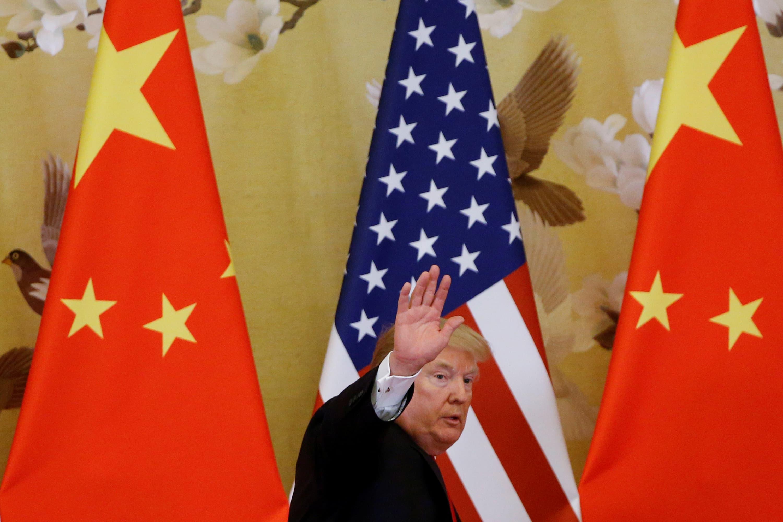 RT: Donald Trump US China trade tariffs